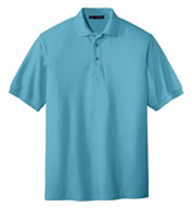 Custom Men's Silk Touch Sport Polo Shirt