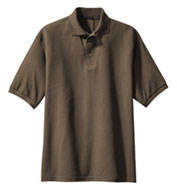 Port Authority® Mens Extended Size Silk Touch™ Polo