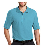 Port Authority® Men's Tall Silk Touch™ Polo Shirt