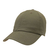 Apollo Unconstructed Chino Washed Cotton Twill Cap