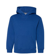 Russell  Youth Dri-POWER Fleece Pullover Hooded