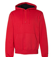 Champion Adult Cotton Max Quarter-Zip Hood