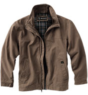 Dri Duck Adult Maverick Quarry-Washed Canvas Jacket