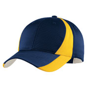 Sport-Tek Adult Dry Zone™ Nylon Colorblock Cap