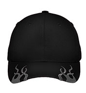 Port Authority® Racing Cap with Flames