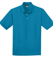NIKE Golf Men's Dri-FIT Micro Pique Sport Polo Shirt