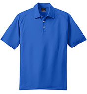 NIKE Golf Men's Dri-Fit Mini Texture Sport Shirt