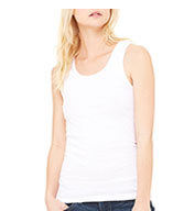 Bella + Canvas Ladies 1 X 1 Rib Tank Top