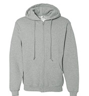 Russell Athletic Men's Dri-Power Fleece Full- Zip Hood