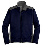 Men's Two-Tone Soft Shell Jacket
