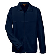 Men's 8 oz. Full-Zip Fleece Jacket