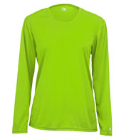 Badger B-Core Ladies Long Sleeve T-shirt