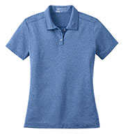 Nike Ladies Dri-FIT Heather Polo