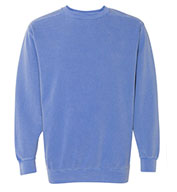 Men's Pigment Dyed Crewneck Sweatshirt