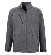 Peak Men's Sweater Fleece Jacket