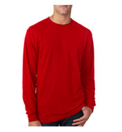 Jerzees Adult 5.3 ox. DRI-POWER® Sport Long-Sleeve T-Shirt