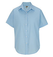 Ladies' Broadcloth Work Shirt