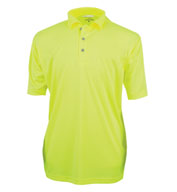 Game Sportswear Adult Hi-Vis Moisture Wicking Polo