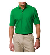 Men's Egyptian Ringspun Cotton Pique Polos