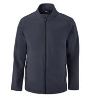 Cruise CORE365™ Mens Tall Fleece Soft Shell Jacket
