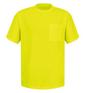 Red Kap Enhanced Visibility T-Shirt