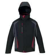 North End Men's Insulated 3 in 1 Jacket