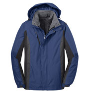 Men's Colorblocking 3-in-1 Jacket