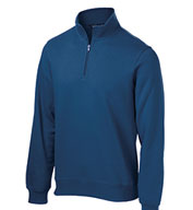 Sport-Tek® Men's Tall 1/4 Zip Sweatshirt