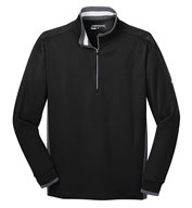 Nike Golf Men's Dri-FIT 1/2 Zip Coverup