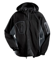 Men's Tall Waterproof Soft Shell Jacket