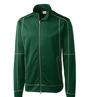 Clique Men's Helsa Full Zip Poly Fleece