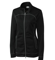 Ladies' Helsa Full Zip Poly Fleece