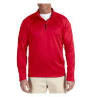 Men's Stretch Quarter-Zip Tech-Shell®
