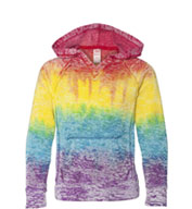 Weatherproof® Youth Girl's Courtney V-Notch Sweatshirt