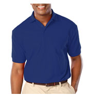 Men's Stain Release Wicking Polo