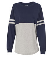 Boxercraft® Ladies' Pom Pom Jersey