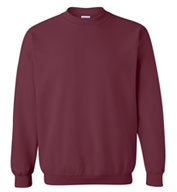 Gildan Adult Heavy Blend Fleece Crew
