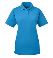UltraClub Ladies Cool and Dry Stain Release Polo Shirt