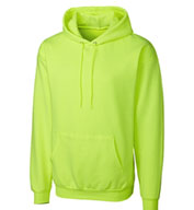 Clique Men's Basic Fleece Pullover Hoodie