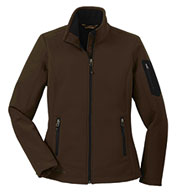 Eddie Bauer® Ladies Rugged Ripstop Soft Shell Jacket