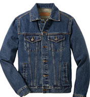 Classic Men's Denim Jacket