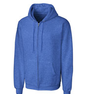 Clique Men's Basic Fleece Full Zip Hoodie