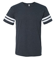 LAT Mens Vintage Football T-Shirt