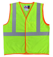 The Econo-Safety Polyester Adult Vest