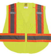 Game Sportswear Adult 5 Point Breakaway Mesh Vest