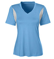 Team 365 Ladies' Athletic V-Neck Tournament Jersey