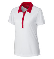 Clique Ladies' Parma Colorblock Polo