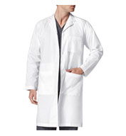 WonderWink® WonderLAB Men's Long Lab Coat