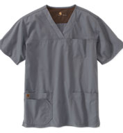 Carhartt Medical® Men's Ripstop Multi-Pocket Scrub Top