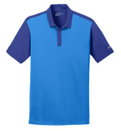 Nike Golf Men's Dri-FIT Colorblock Icon Polo